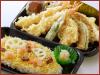 ちらし天ぷら弁当